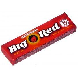 Big Red - Chewing gums à la cannelle