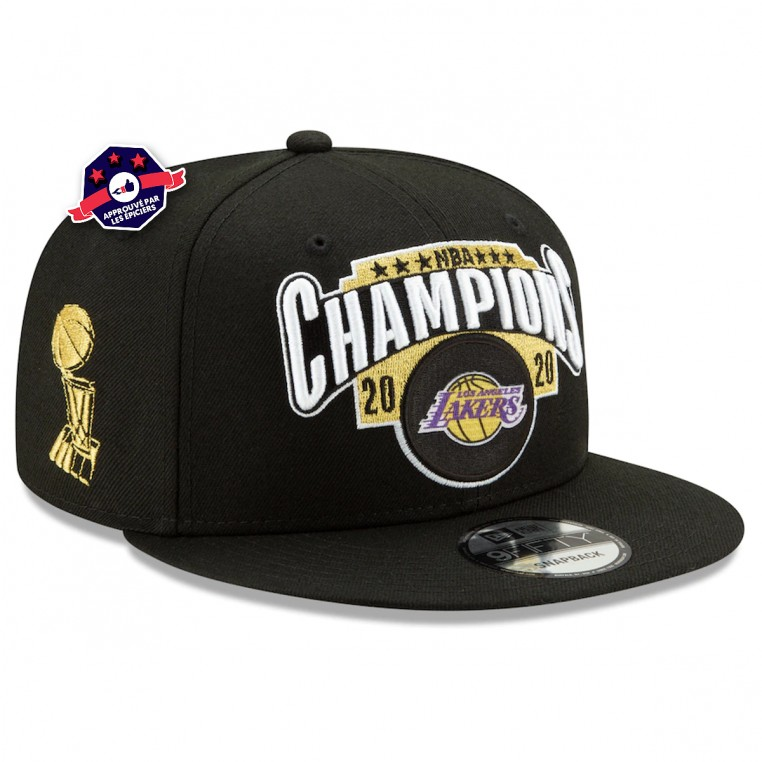Casquette - Lakers - Champions NBA 2020