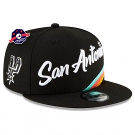 9Fifty - San Antonio Spurs - City Edition