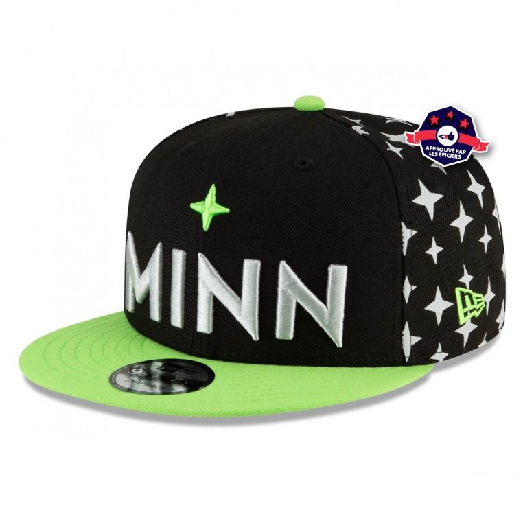 9Fifty - Minnesota Timberwolves - City Edition