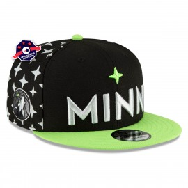 9Fifty - Minnesota Timberwolves - City Edition