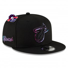 9Fifty - Miami Heat - City Edition Alternate