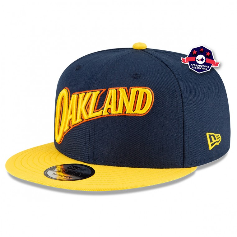 9Fifty - Golden State Warriors - City Edition