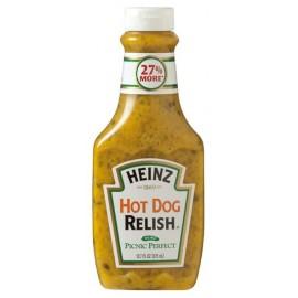 Squeeze Hot Dog Relish de Heinz