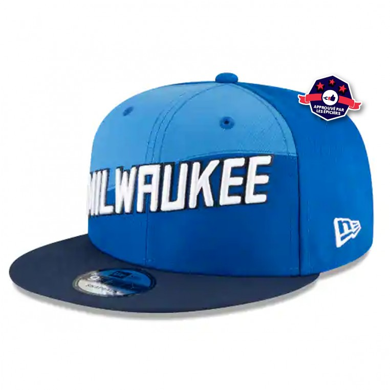 9Fifty - Milwaukee Bucks - City Edition