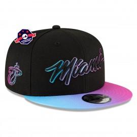9Fifty - Miami Heat - City Edition