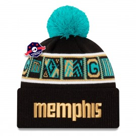 Bonnet - Memphis Grizzlies - City Edition