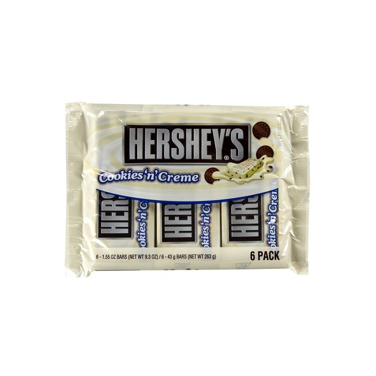 Hershey's Cookies and cream Family Pack