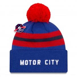 Bonnet - Detroit Pistons - City Edition