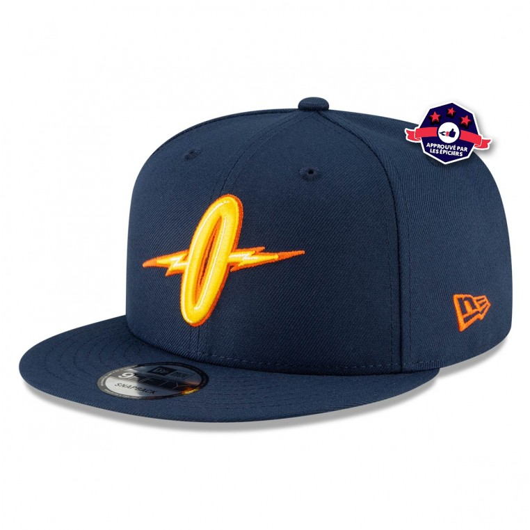 9Fifty - Golden State Warriors - City Edition Alternate
