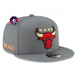9Fifty - Chicago Bulls - City Edition Alternate