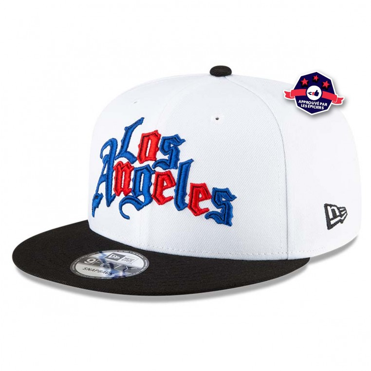 9Fifty - Los Angeles Clippers - City Edition Alternate
