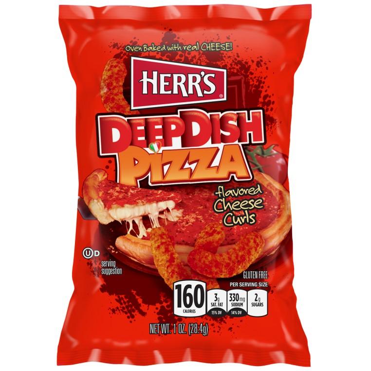 Chips - Herr's Deep Dish Pizza