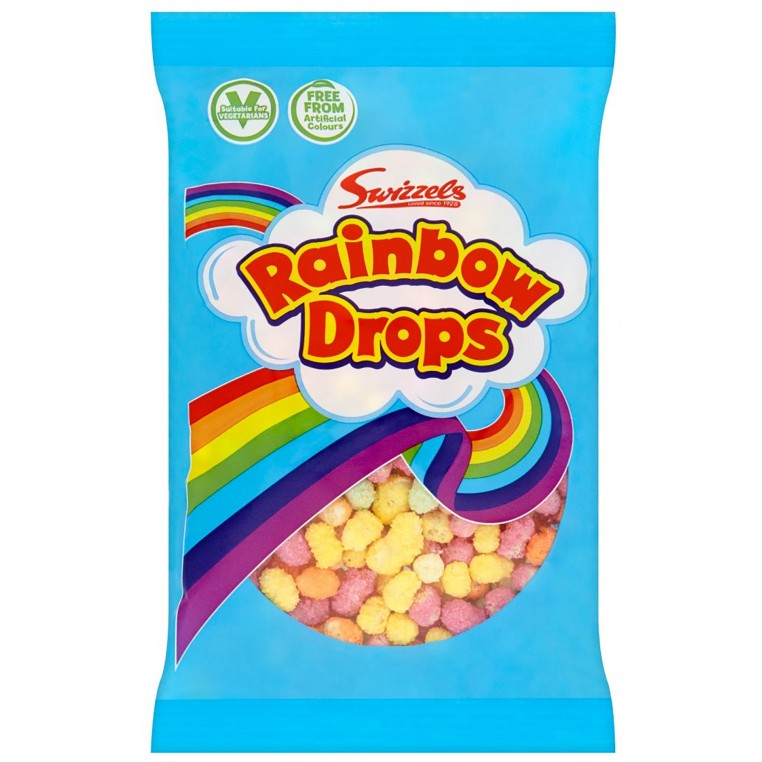 Bonbons - Swizzels - Rainbow Drops