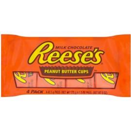 Reese's Pack de 4 sachets de 2 tartelettes Peanut Butter