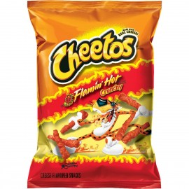 Cheetos Crunchy Flamin' Hot - 56,7g