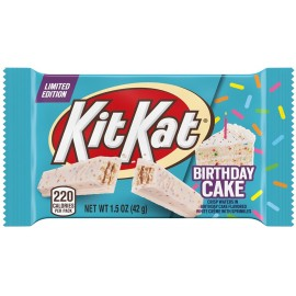 Kit Kat - Birthday Cake