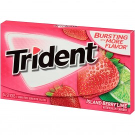 Trident - Island Berry Lime