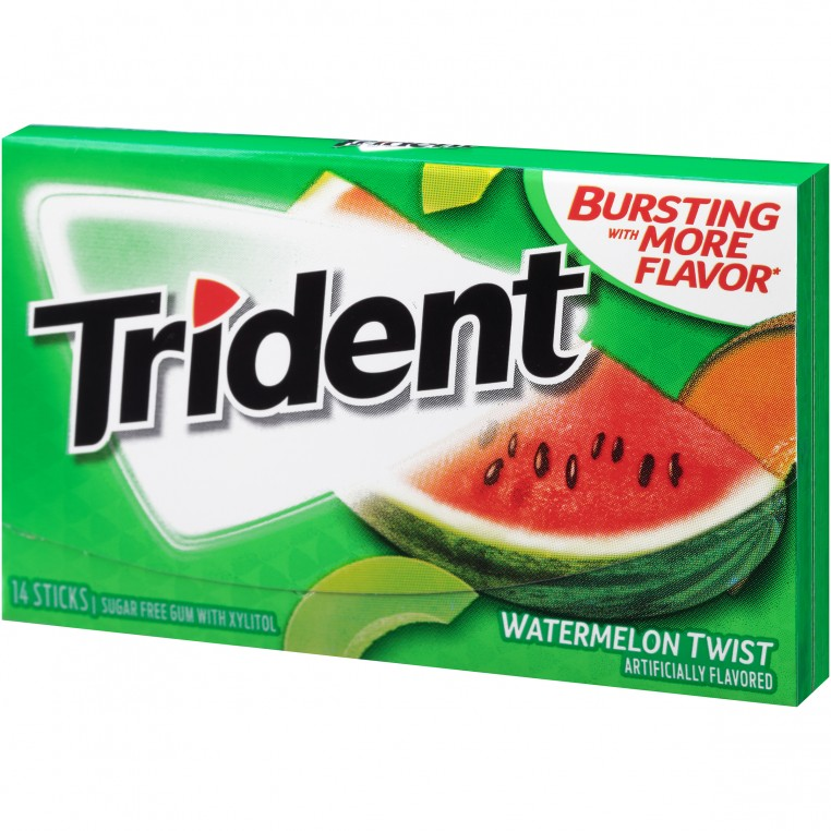 Trident - Watermelon Twist