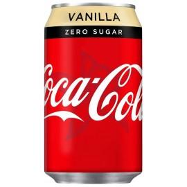 Coca Cola - Vanilla Zero