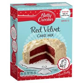 Red Velvet Cake Mix - Betty Crocker