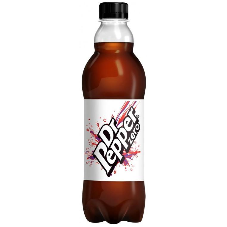 Dr Pepper Zero - 500ml