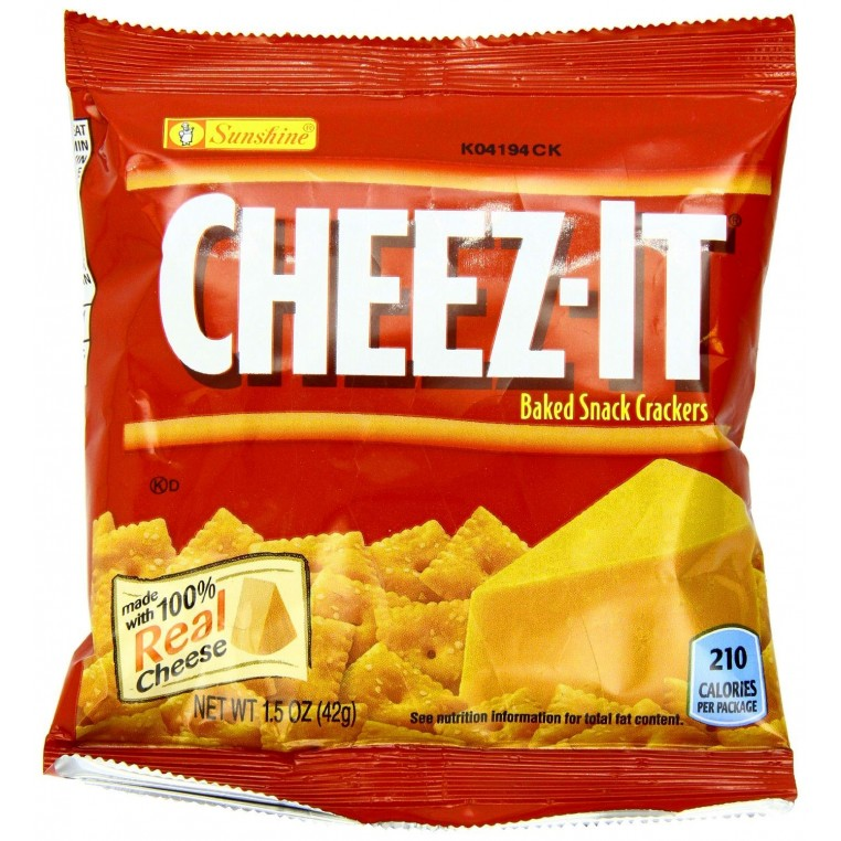 Crackers Cheez-it