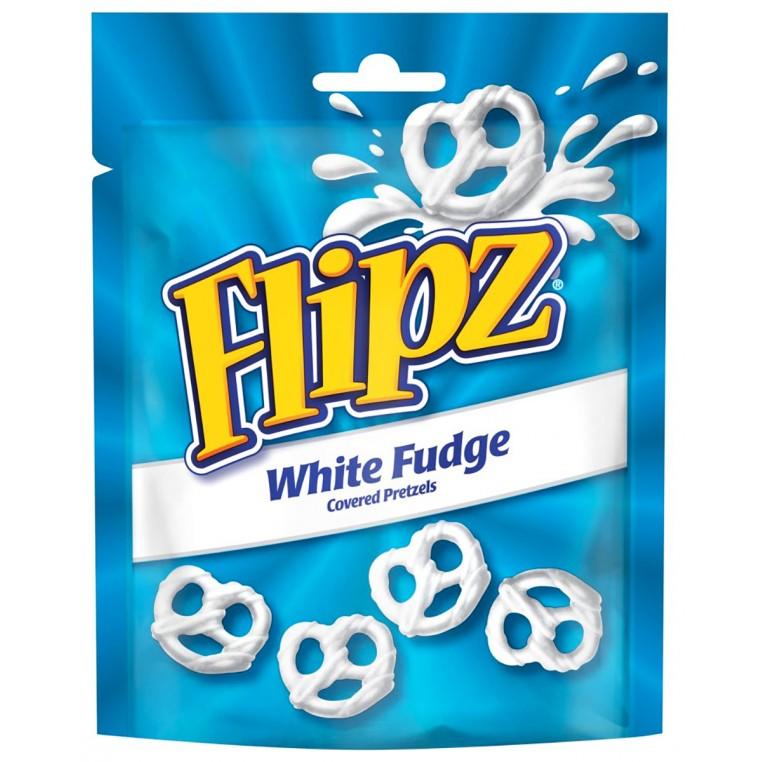 Flipz - White Fudge