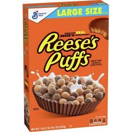 Céréales - Reese's Puffs - Grand Format