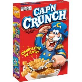 Céréales Cap'n Crunch - Format XXL