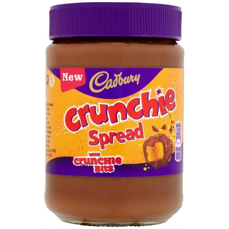 Cadbury - Crunchie Spread