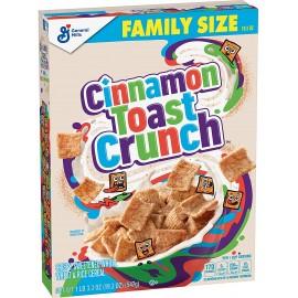 Céréales - Cinnamon Toast Crunch - Format XXL