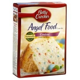 Mix pour gateau des anges avec vermicelles Betty Crocker