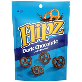 Flipz - Dark Chocolate Pretzels