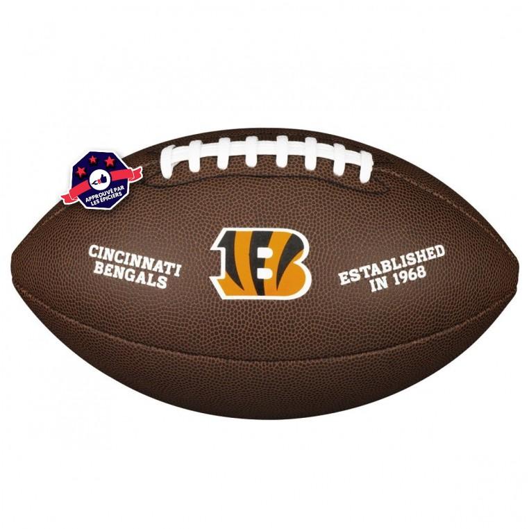 Ballon des Cincinnati Bengals - Football Américain