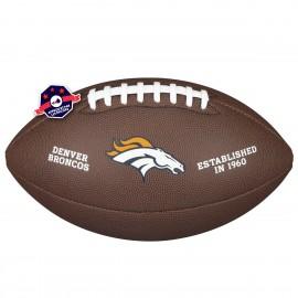 Ballon des Denver Broncos - Football Américain