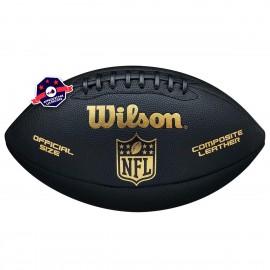 Ballon NFL édition limitée Black / Gold