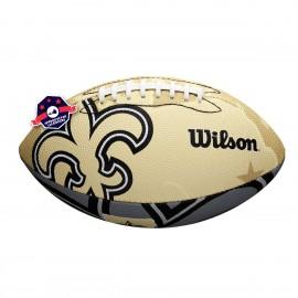 Ballon NFL New Orleans Saints - Taille Junior