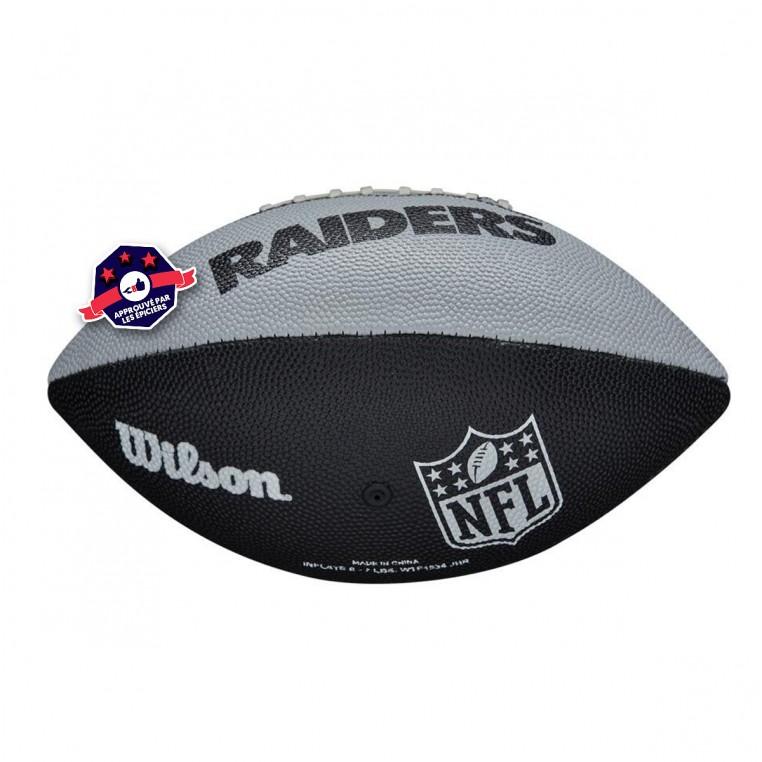 Ballon NFL Las Vegas raiders - Taille Junior