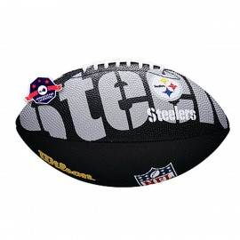 Ballon NFL Pittsburgh Steelers - Taille Junior