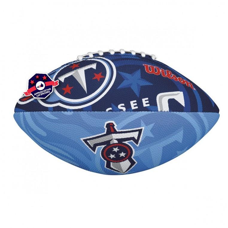 Ballon NFL Tennessee Titans - Taille Junior