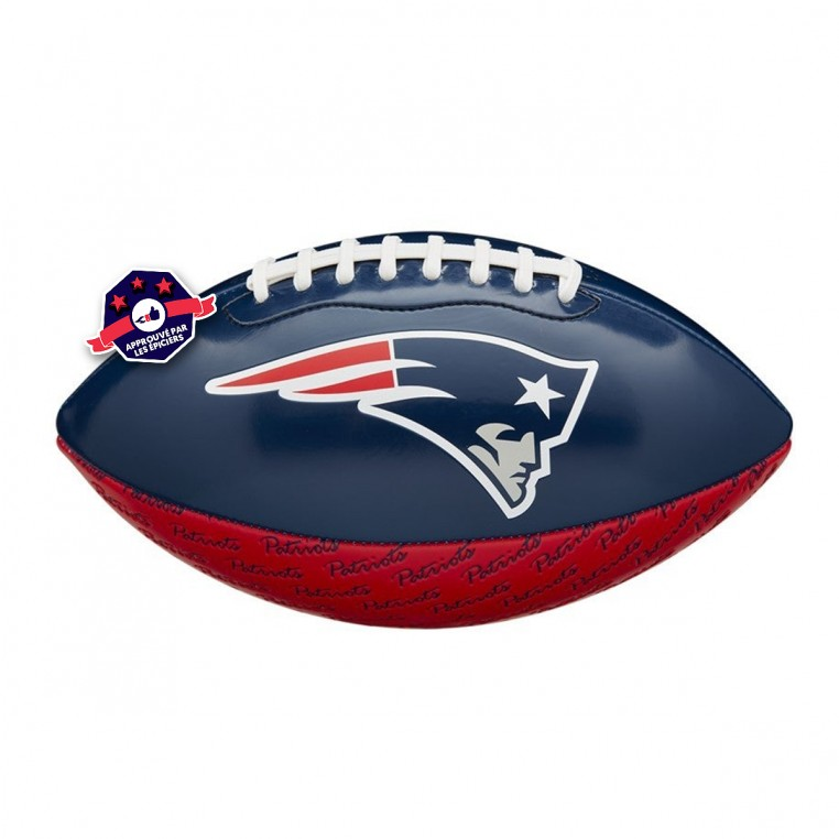 "Ballon NFL ""Pee Wee"" des New England Patriots"