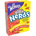 Nerds Double Dipped - Lemonade wild cherry & Apple watermelon - Willy Wonka