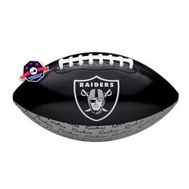 "Ballon NFL ""Pee Wee"" des Las Vegas Raiders"