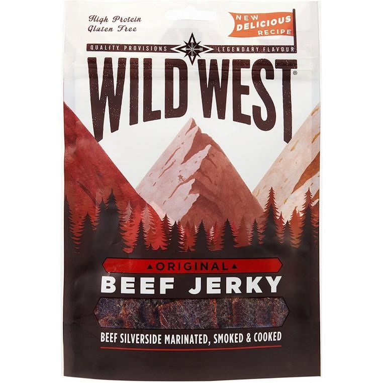 Beef Jerky - Original - Wild West