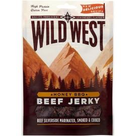 Beef Jerky - Honey BBQ - Wild West - 25g