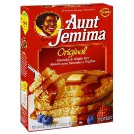Mix à gaufres et pancakes Aunt Jemima - 907g