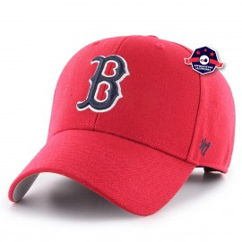 Casquette - Boston Red Sox - Rouge