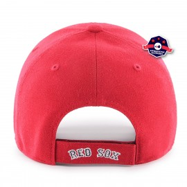Casquette Boston Red Sox Rouge
