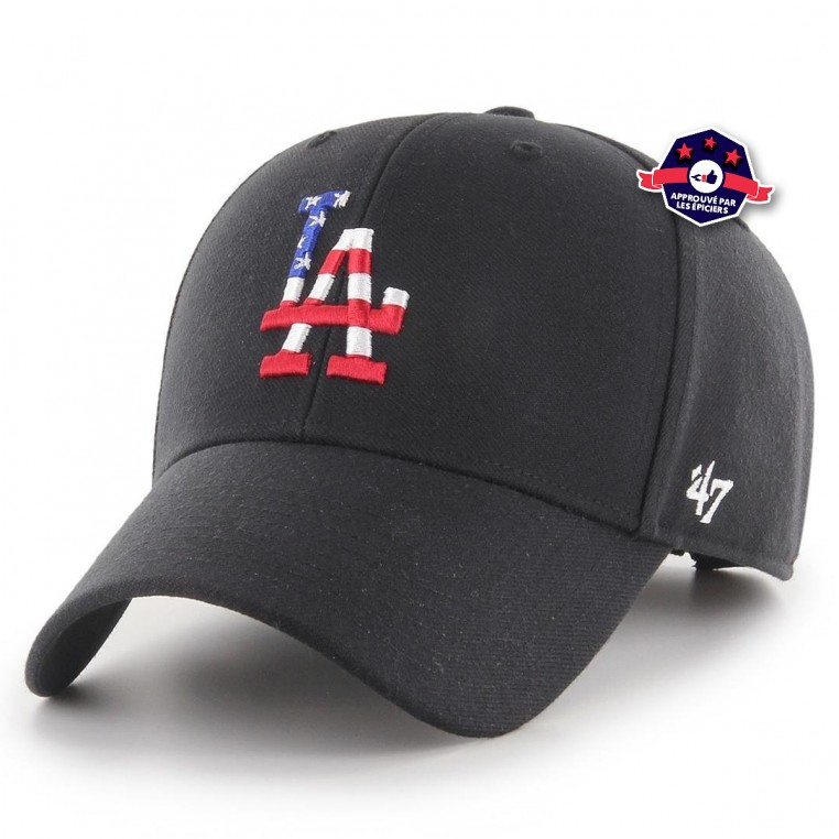 """Casquette Los Angeles Dodgers """"Flag Fill"""""""
